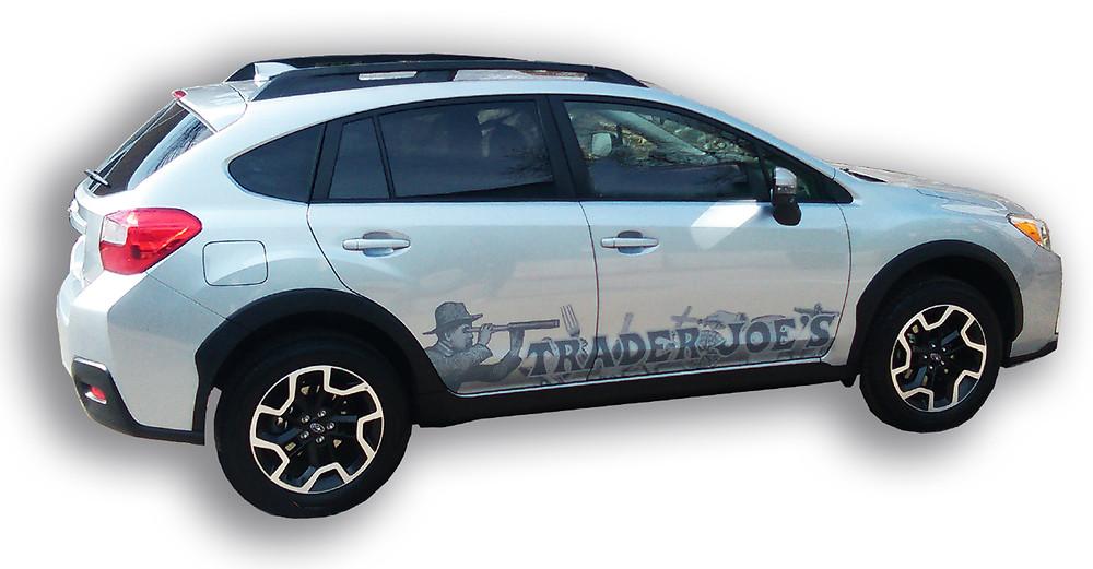 Trader Joes 2016 Subaru
