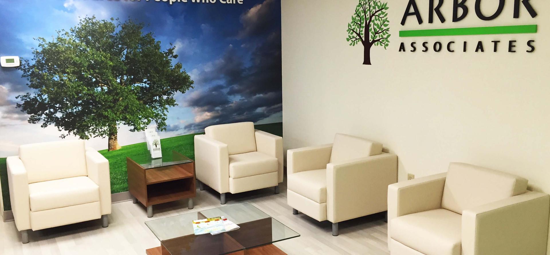 Arbor Associates Lobby