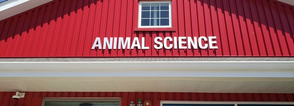 Animal Science Building at Essex North Shore