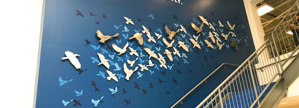 Sterling YMCA Donor Wall