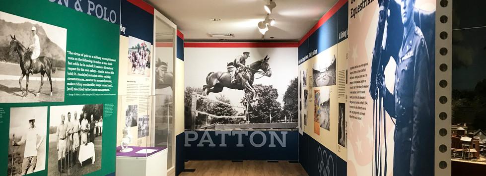 Wenham Museum Equestrian Exhibit