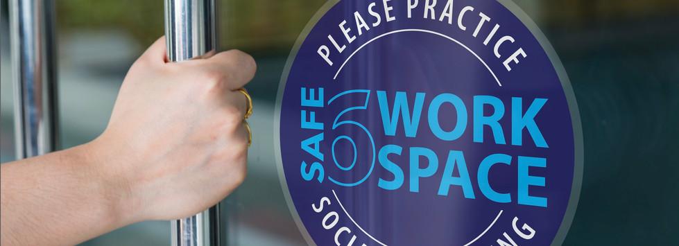 Safer Spaces Signage