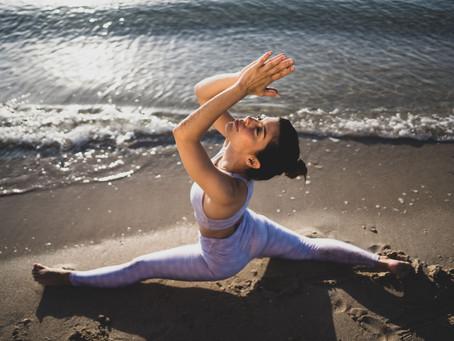Cómo sobrevivir las clases de yoga en IG TV?