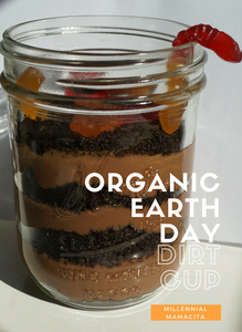 Kids Earth Day Dirt Cup