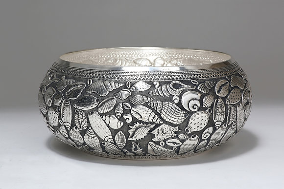 Silver Bowl -Shell