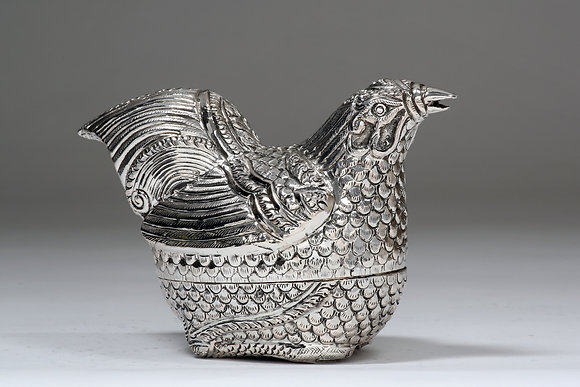 Silver Box - Chicken