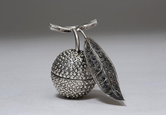Silver Box - Lychees I