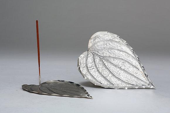 Silver Incense Leaf