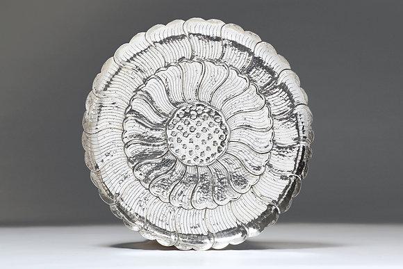 Silver Lotus Seedpod Tray
