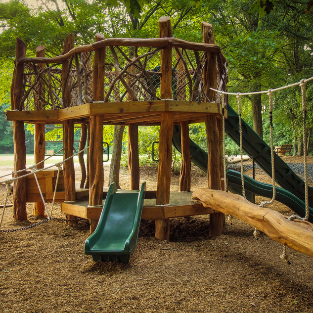 unique playground design