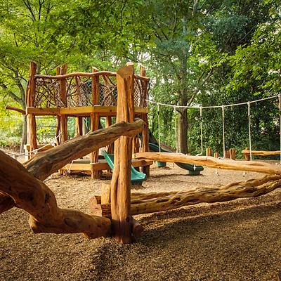 Harris YMCA Playground