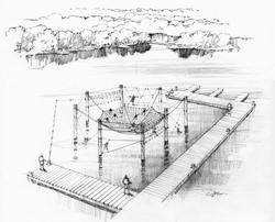 Camp_Rockmont_Pencil_sketch