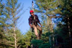 Better zipline builder