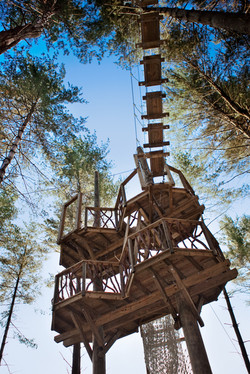 To the brevity of a tree house