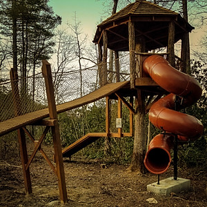Mountain Top Playground