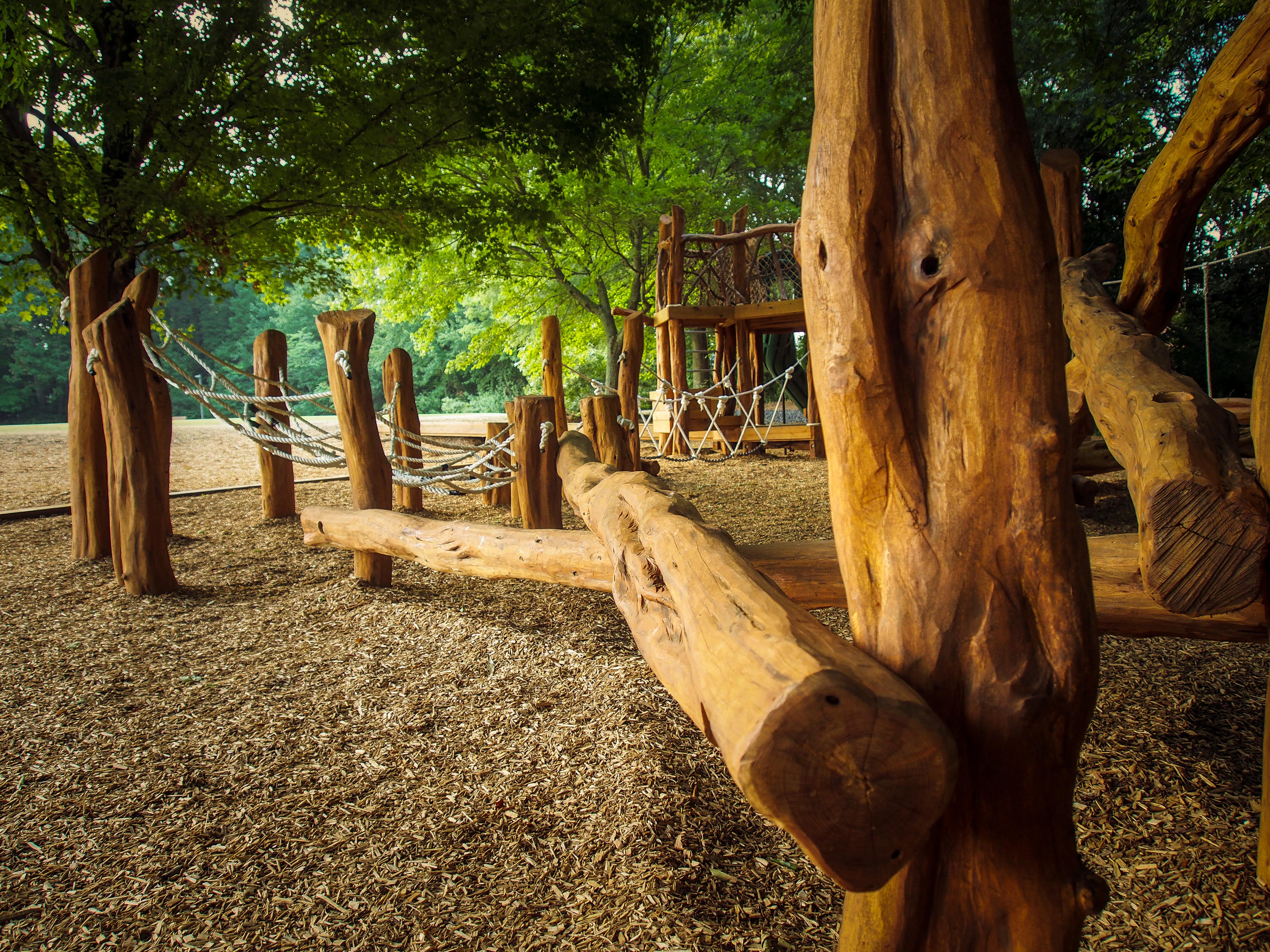 adventure playgrounds