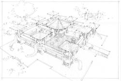 New_Playground_Pencil_sketch