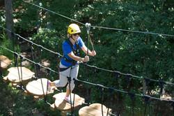 NC Zoo Challenge Course