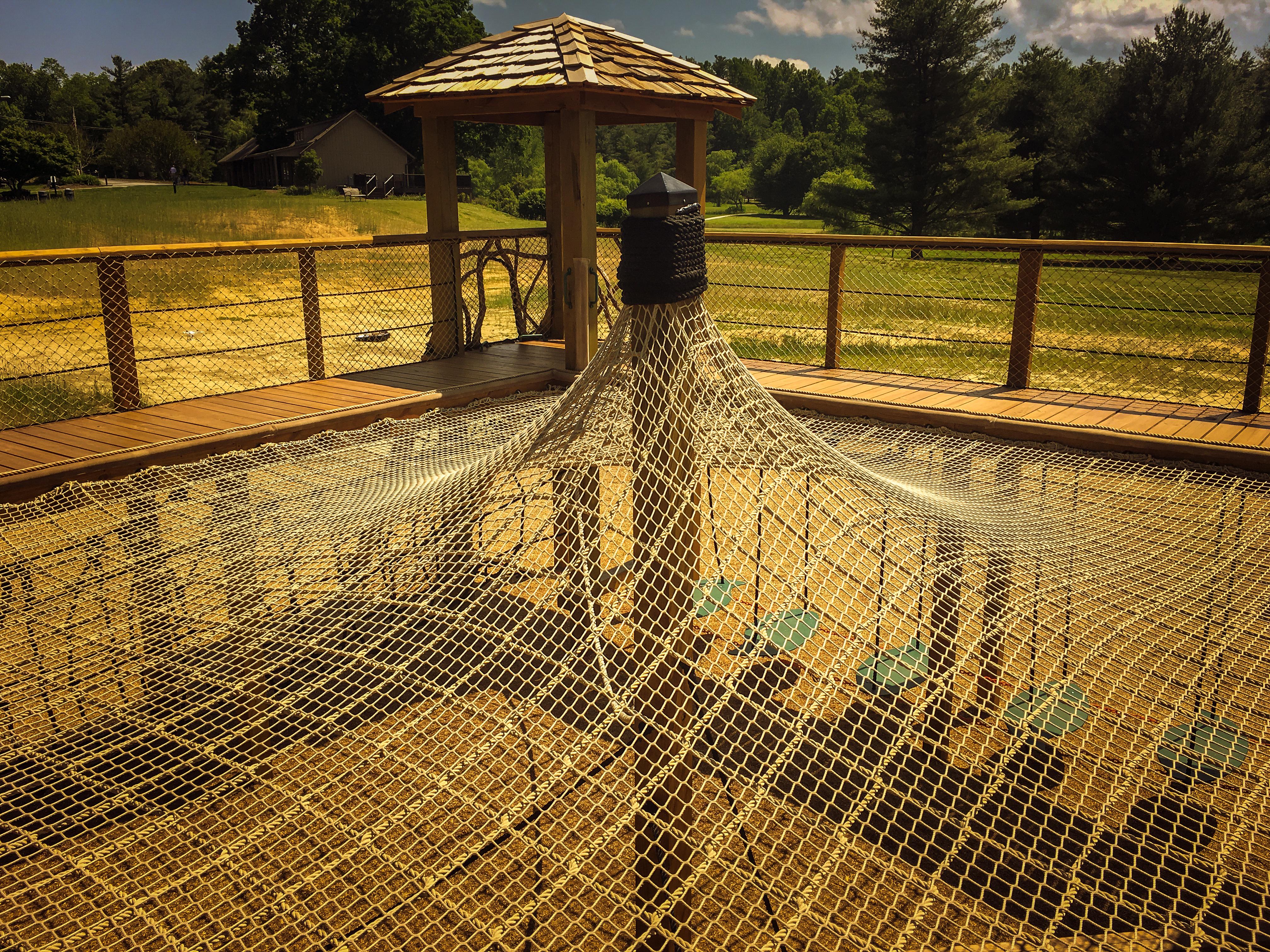 Sky hammock