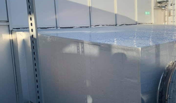 Thermaduct & Silver Proclad