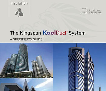 KoolDuct Specifiers Guide