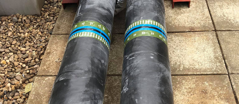 Paroc pipe sections and PIB & Flexible Valve Jackets