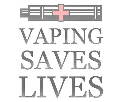 Help Save Vaping!