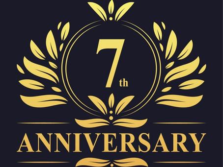 Monadnock Vapor 7th year Anniversary
