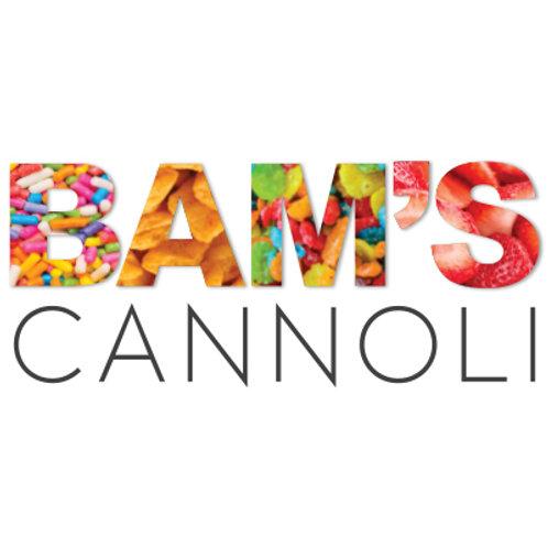 Bam's Cannoli E-Liquids