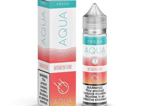 New from Aqua E-Liquids!