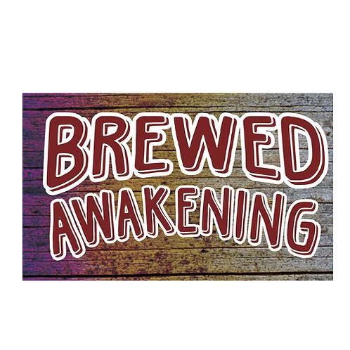 Brewed Awakening Salts