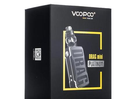 VooPoo Drag Mini Platinum Kits