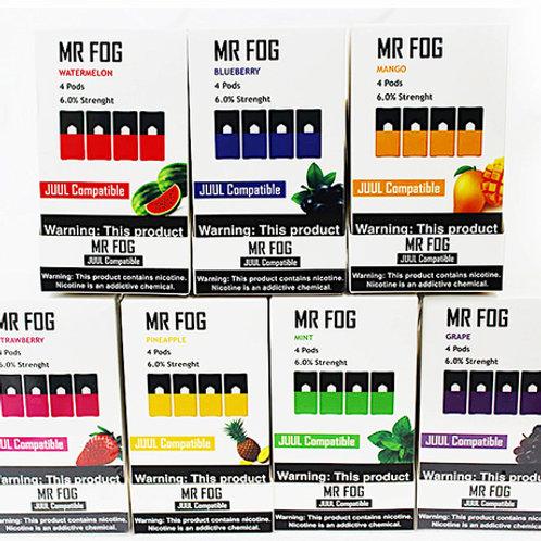 Mr. Fog