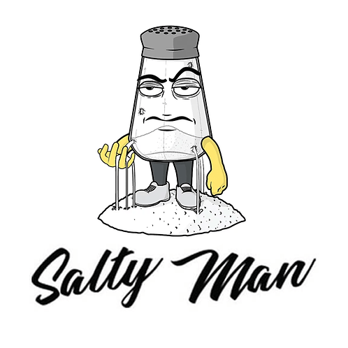 Salty Man (Sale)