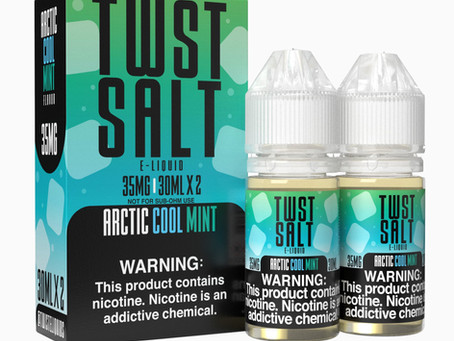 NEW! HexOhm Mods & Twist Salts!
