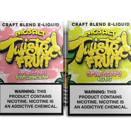 Twisted Fruit