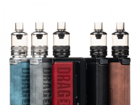 NEW: VooPoo Drag 3