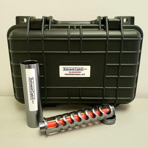 Gladiator Professional Solvent Trap Kit - Pattern 1 - Titanium
