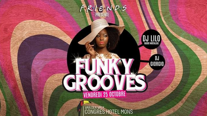 Friends - FUNKY GROOVES