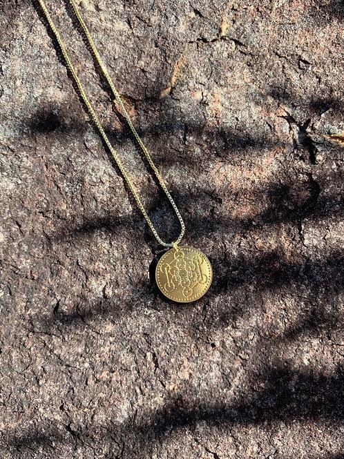 Medalinha 16mm - Alquimia
