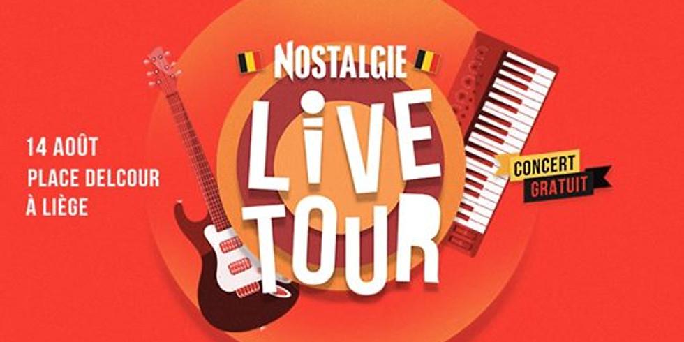 Nostalgie Live Tour