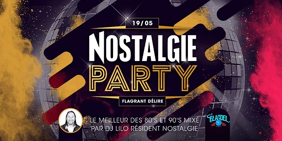 Nostalgie party
