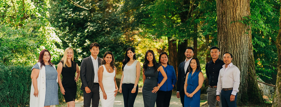 Award Winning Vancouver BC Real Estate Team