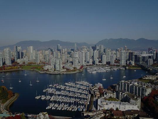 Vancouver British Columbia Seawall