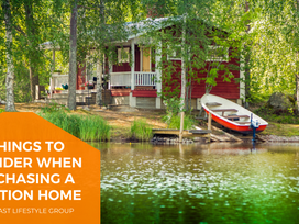 4 Things to Consider Before You Buy a Vacation House