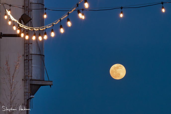 super moon/pink moon 2