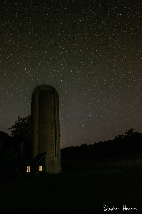 silo and the big dipper