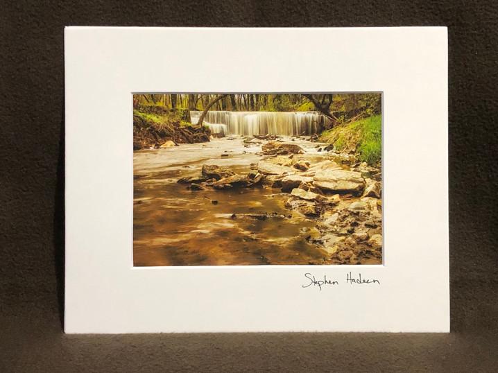 hidden falls nerstrand-big woods state park northfield mn