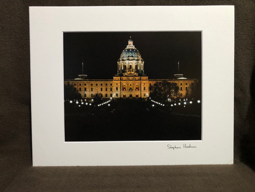 state capitol st paul mn