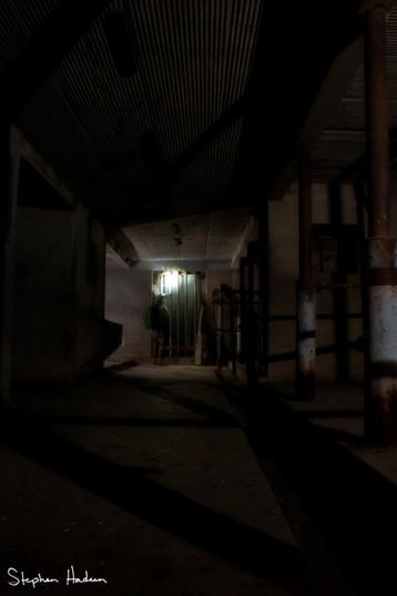 explorer in time - interior frank schott barn